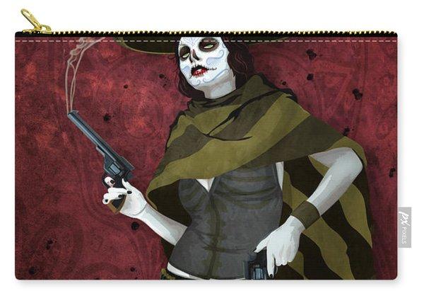 La Bandida Muerta Carry-all Pouch