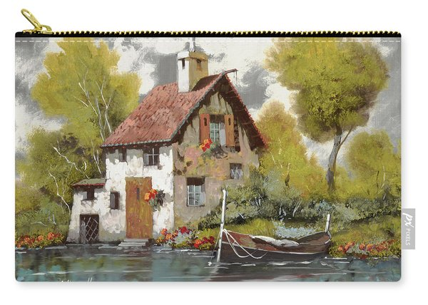 La Barca Carry-all Pouch