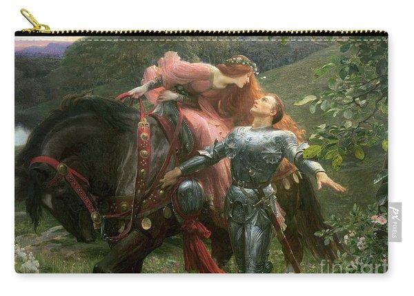 La Belle Dame Sans Merci Carry-all Pouch