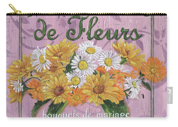 La Botanique 1 Carry-all Pouch