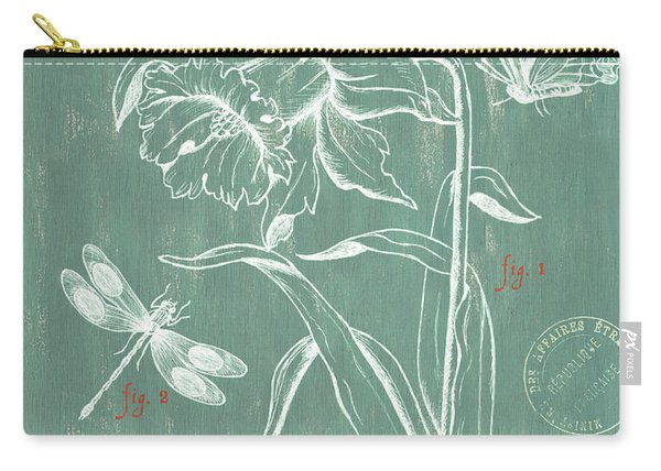 La Botanique Aqua Carry-all Pouch