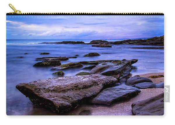 La Jolla Cove Twilight Carry-all Pouch