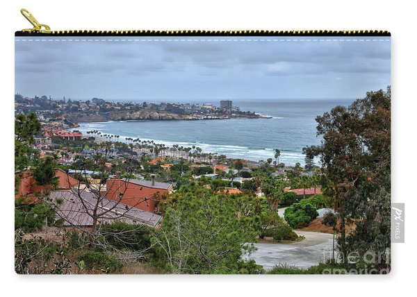 La Jolla Shoreline Carry-all Pouch