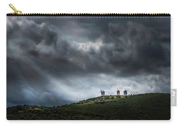 La Mancha Spain Carry-all Pouch