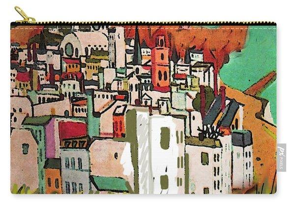 La Peste  Albert Camus Poster Carry-all Pouch