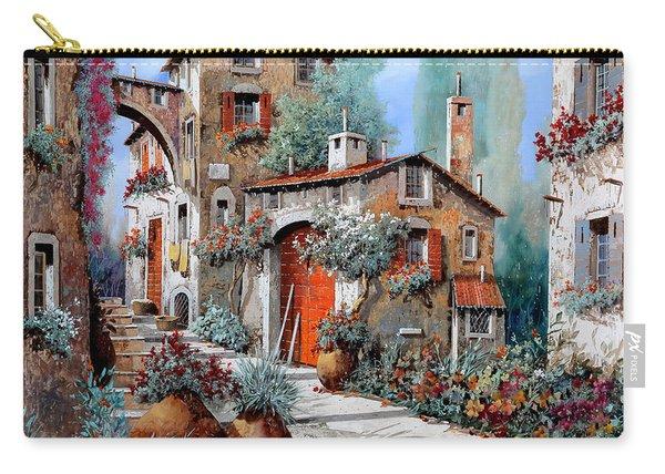 La Porta Rossa Carry-all Pouch