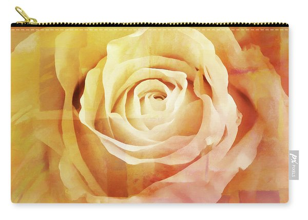 La Rose Carry-all Pouch