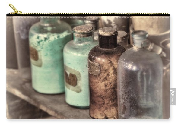 Lab Bottles Tinted Carry-all Pouch