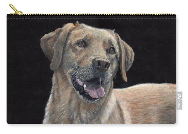 Labrador Portrait Carry-all Pouch