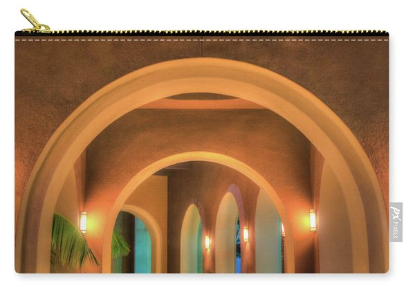 Labyrinthian Arches Carry-all Pouch