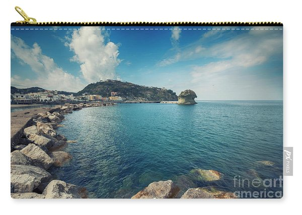 Lacco Ameno Harbour ,  Ischia Island Carry-all Pouch