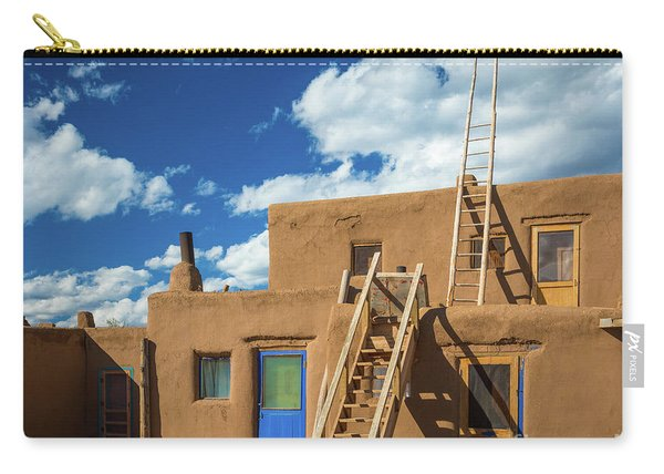 Ladders To Heaven Carry-all Pouch