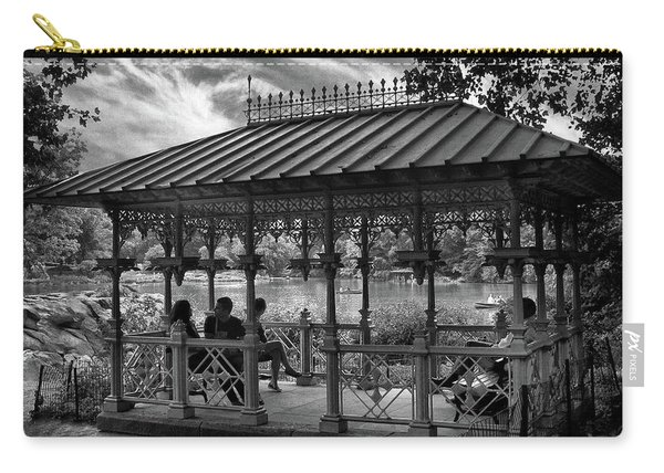 Ladies Pavilion By Moonlight Carry-all Pouch