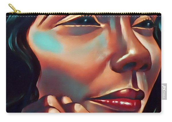 Lady Coretta Carry-all Pouch