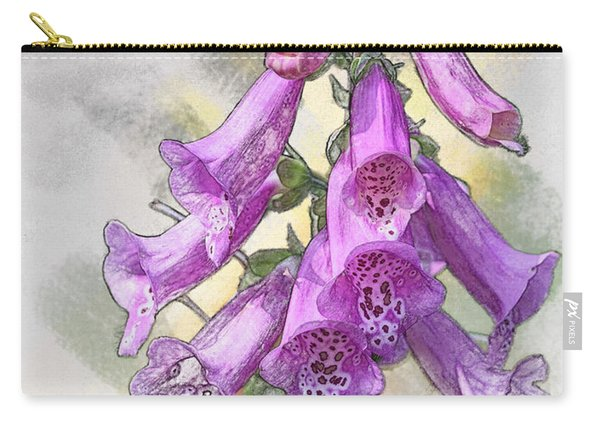 Lady's Glove Carry-all Pouch