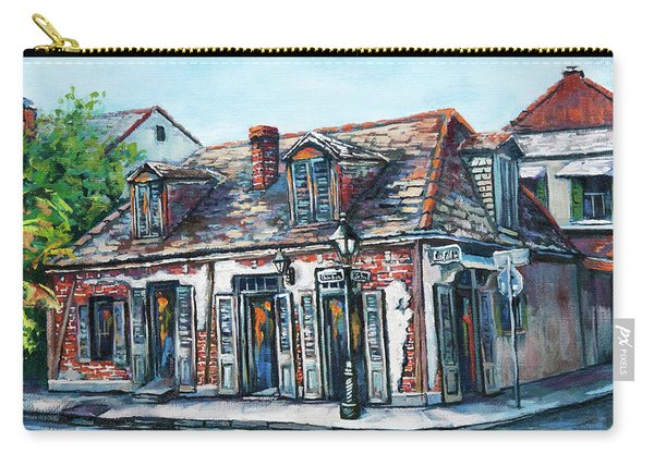 Lafitte's Blacksmith Shop Carry-all Pouch