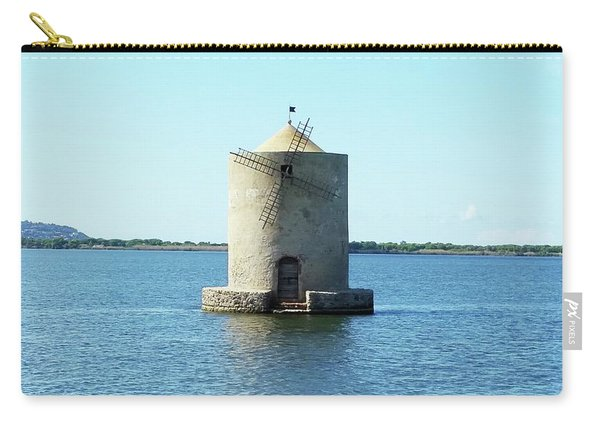 Lagoon Of Orbetello Carry-all Pouch