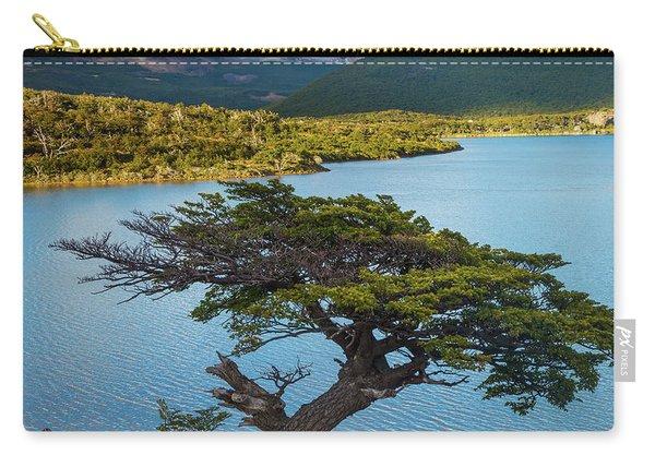 Laguna Capri Tree Carry-all Pouch