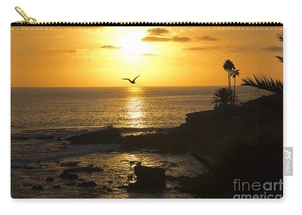 Laguna Sunset Carry-all Pouch
