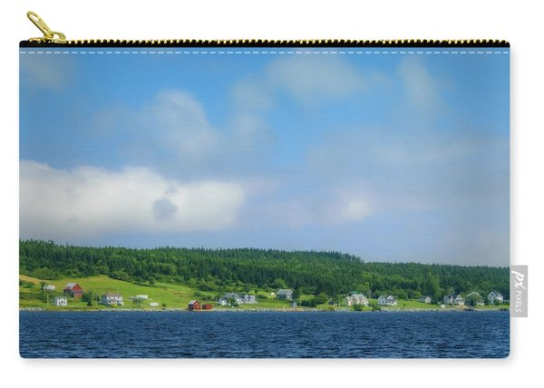 Lahave, Nova Scotia Carry-all Pouch