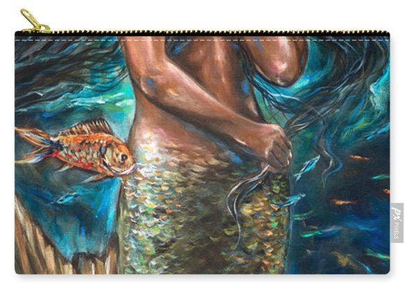 Lailani Mermaid Carry-all Pouch