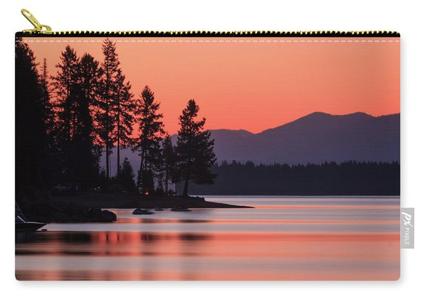 Lake Almanor Twilight Carry-all Pouch