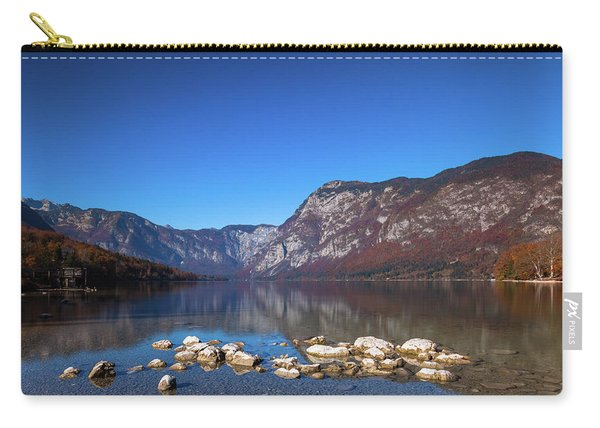 Lake Bohinj Carry-all Pouch