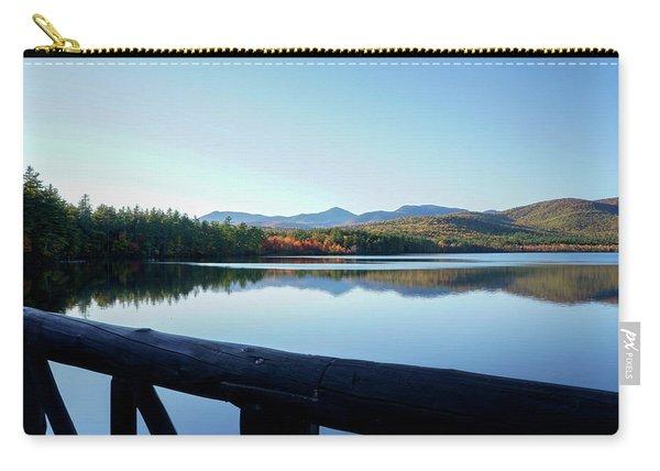Lake Chocorua Autumn Carry-all Pouch