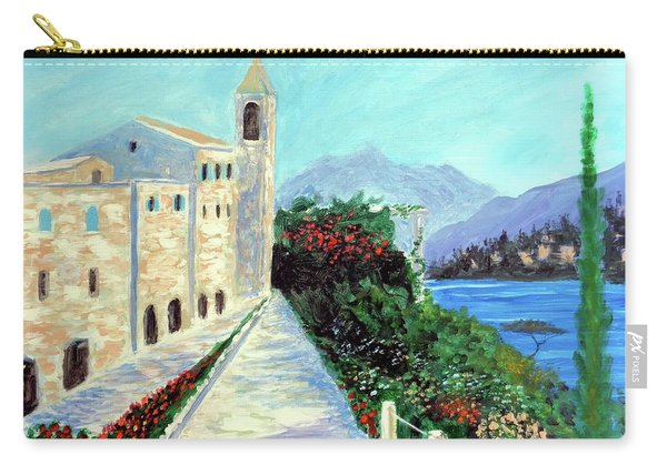 Lake Como Colors  Carry-all Pouch
