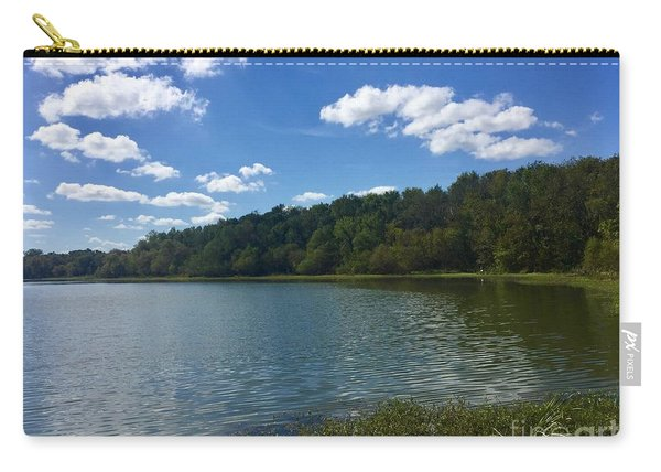 Lake Conestee Carry-all Pouch