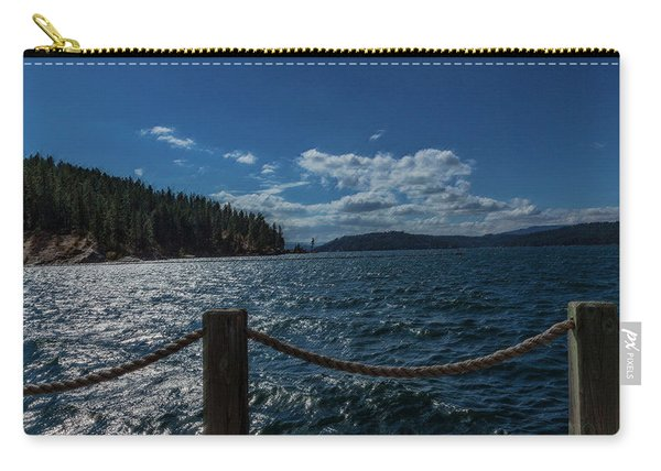 Lake Courd'lane Carry-all Pouch