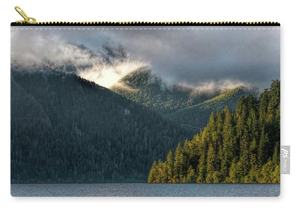Lake Crescent Eve Carry-all Pouch