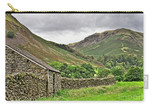 Lake District Fells Near Grasmere Carry-all Pouch