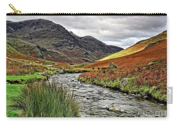 Lake District Landscape Carry-all Pouch