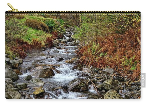 Lake District Mountain Stream Carry-all Pouch