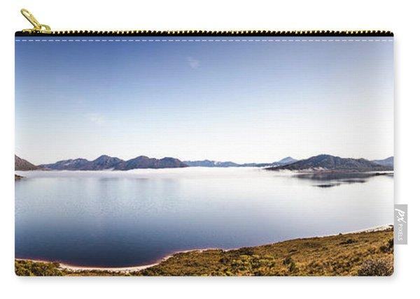 Lake Edgar Dam Southwest Tasmania Carry-all Pouch