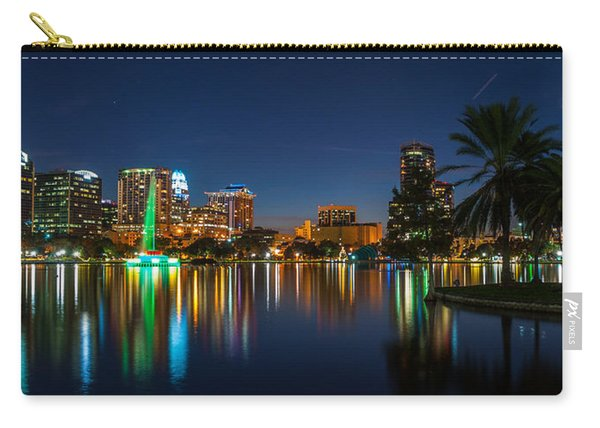 Lake Eola Orlando Carry-all Pouch
