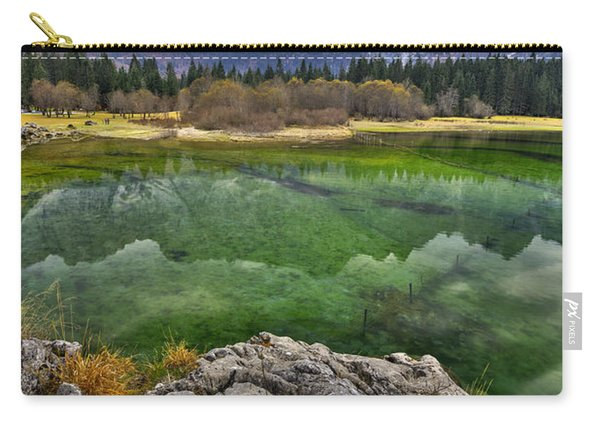 Lake Fusine Carry-all Pouch