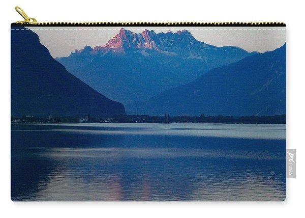 Lake Geneva, Switzerland Carry-all Pouch