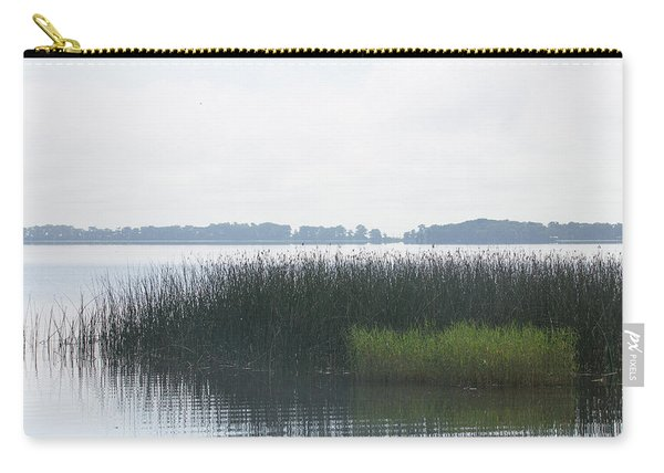Lake Grasses Carry-all Pouch
