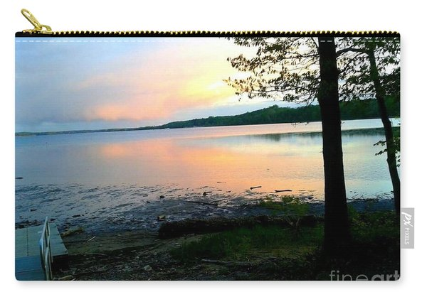Lake In Virginia Carry-all Pouch