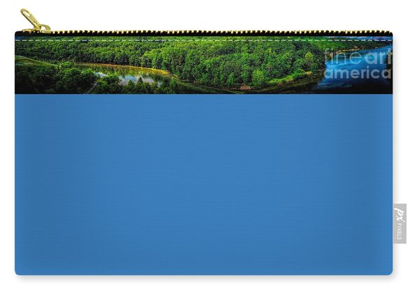 Lake Lure Carry-all Pouch