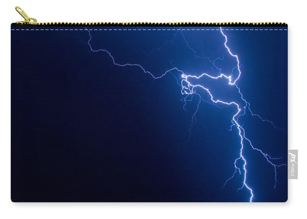 Lake Lightning Strike Carry-all Pouch