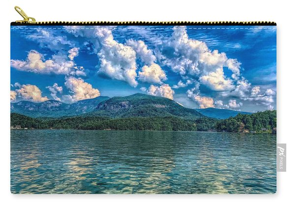 Lake Lure Beauty Carry-all Pouch