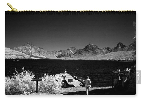 Lake Mcdonald At Apgar Carry-all Pouch
