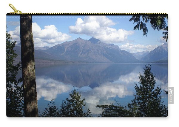 Lake Mcdonald Glacier National Park Carry-all Pouch