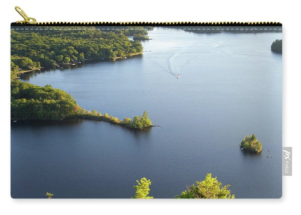 Lake Megunticook, Camden, Maine  -43960-43962 Carry-all Pouch