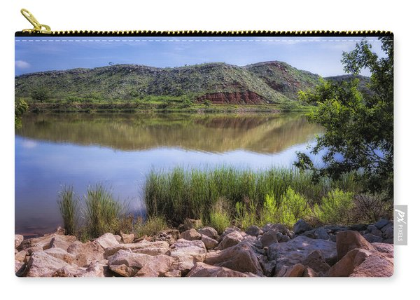 Lake Meredith Carry-all Pouch