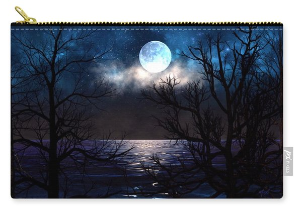 Lake Midnight Carry-all Pouch