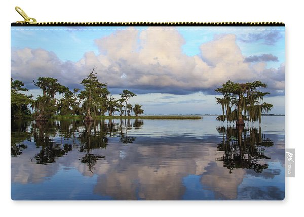 Lake Mirror Carry-all Pouch